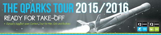"""""""The QParks Tour 2015/16"""""""