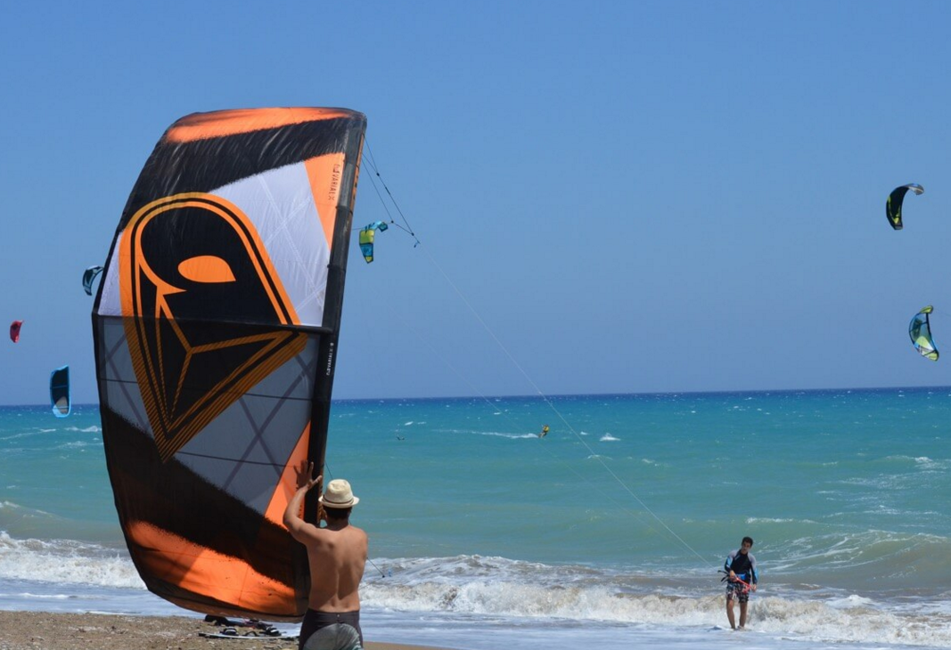 """Kiteboarding Cyprus 14"""