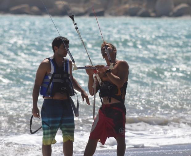 """Kiteboarding Cyprus 16"""