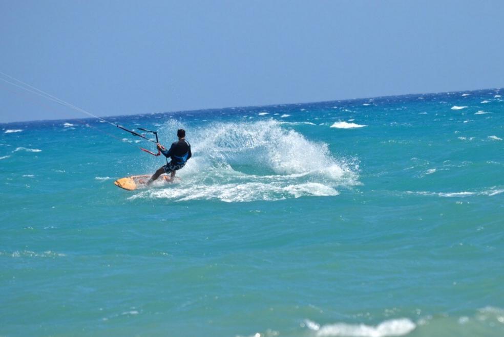 """Kiteboarding Cyprus 3"""