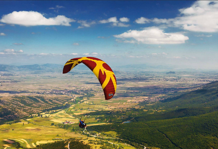 """""""Paragliding Philippines 6"""""""