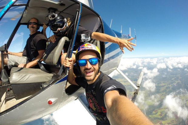 Top Extreme Athletes: SKY