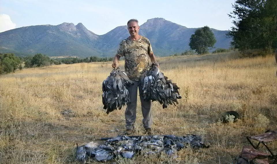 Hunting in Macedonia 22