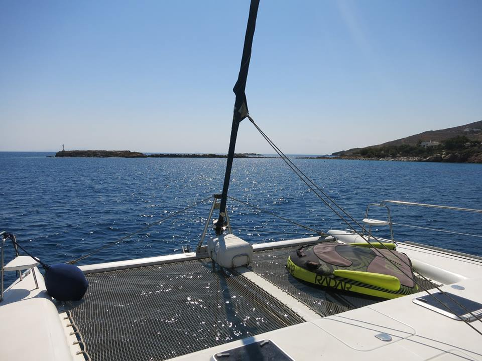 ''Liveaboard Greece''