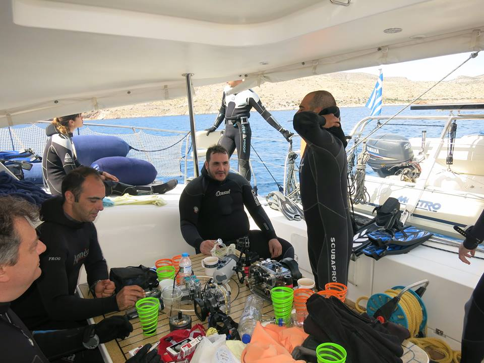 Liveaboard Greece 5