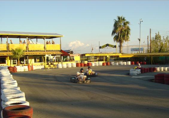 """""""Paphos Karting Centre 1"""""""