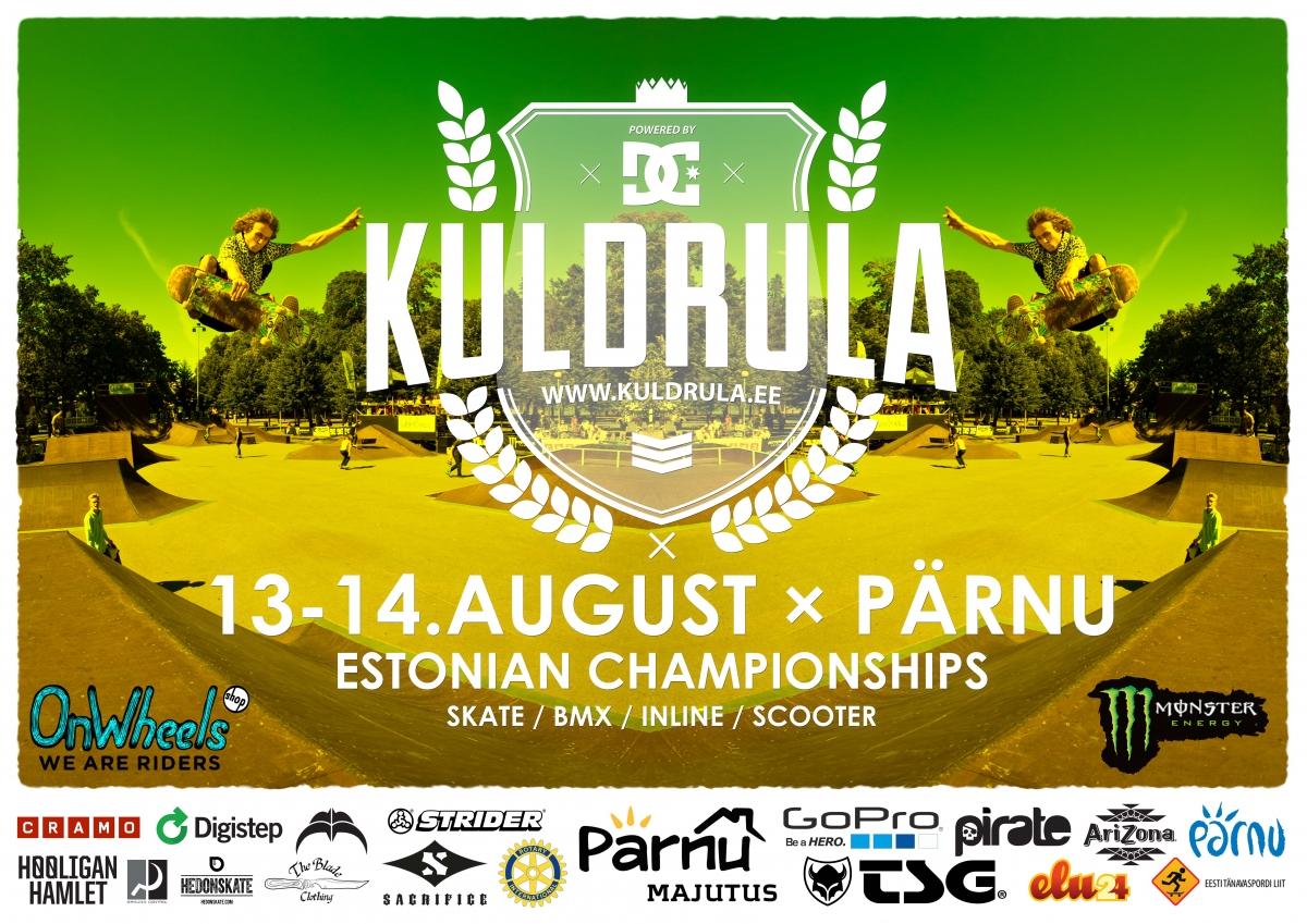 """""""DC Kuldrula 2016"""""""