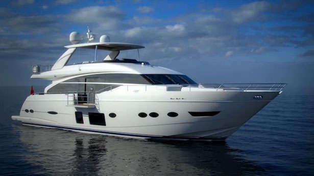 """VIP Yacht Charter 113"""