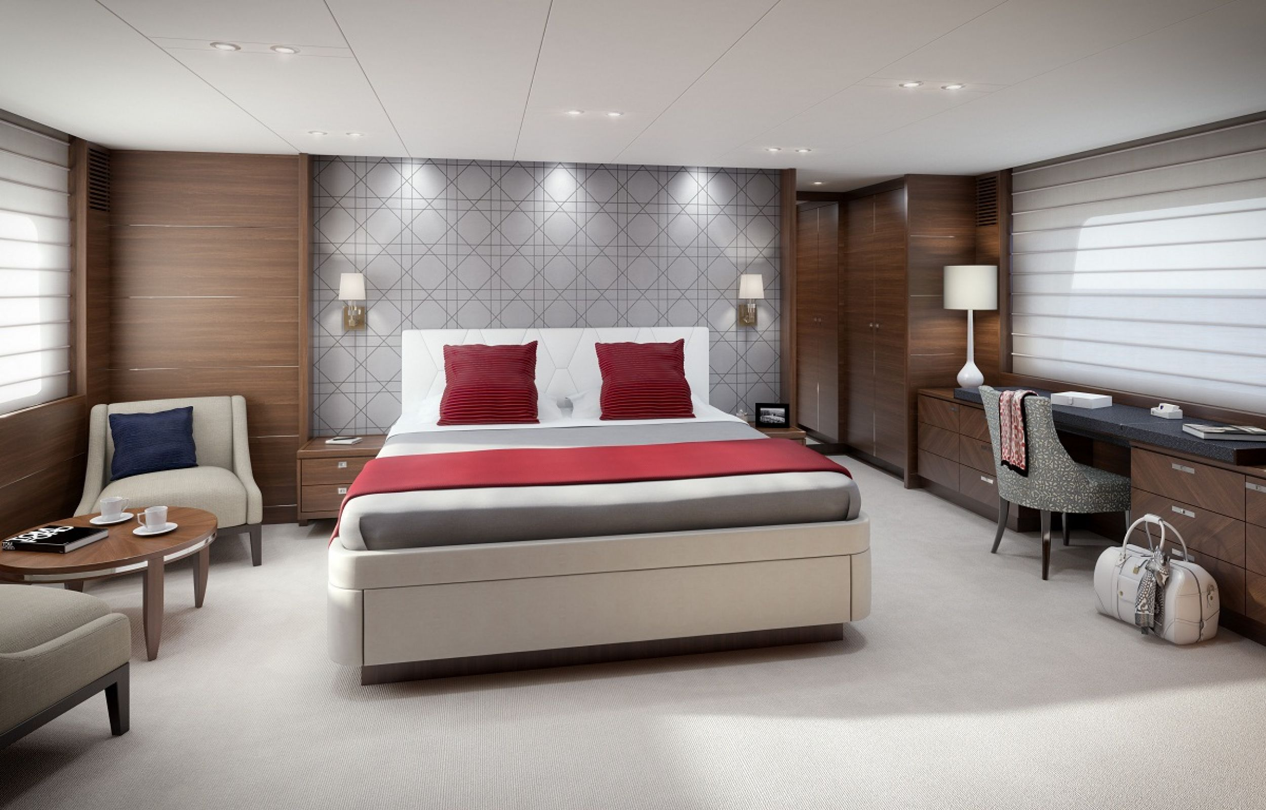 """VIP Yacht Charter 117"""