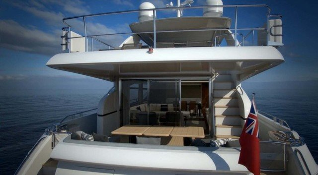 """VIP Yacht Charter 119"""