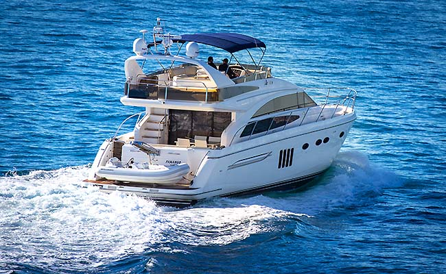 """VIP Yacht Charter 45"""