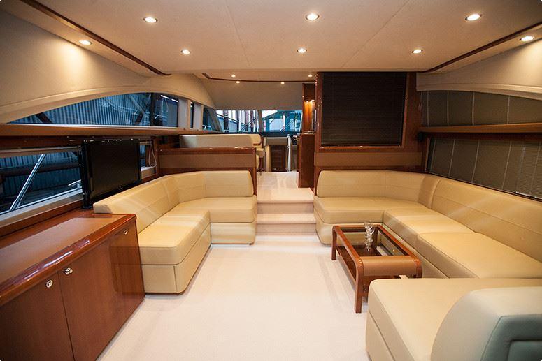 """VIP Yacht Charter 46"""