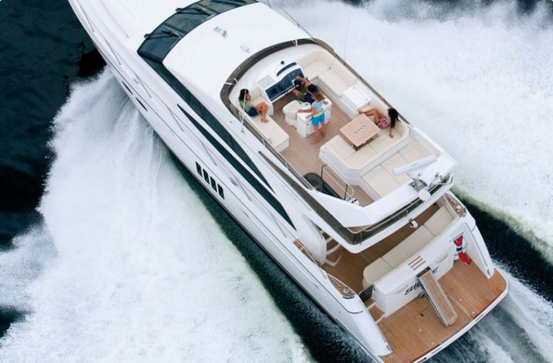 """VIP Yacht Charter 47"""