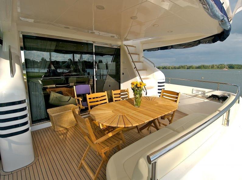 """VIP Yacht Charter 63"""