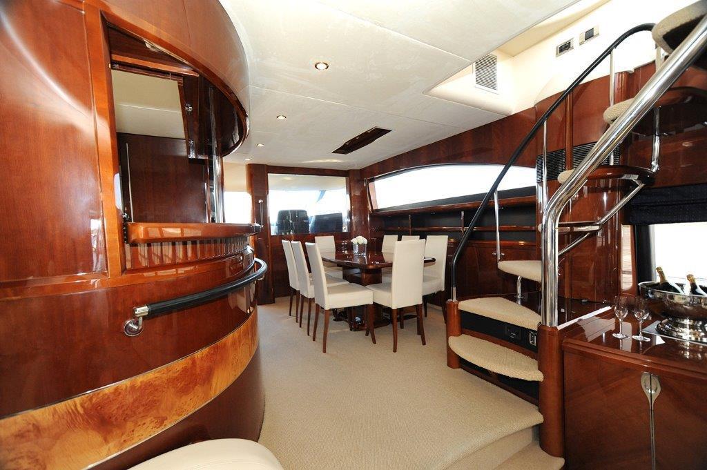 """VIP Yacht Charter 65"""