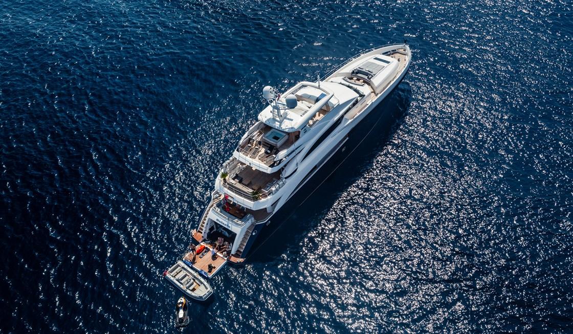 """VIP Yacht Charter 70"""