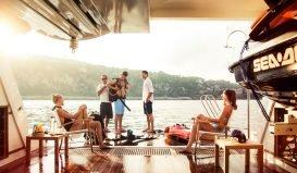 """VIP Yacht Charter 76"""