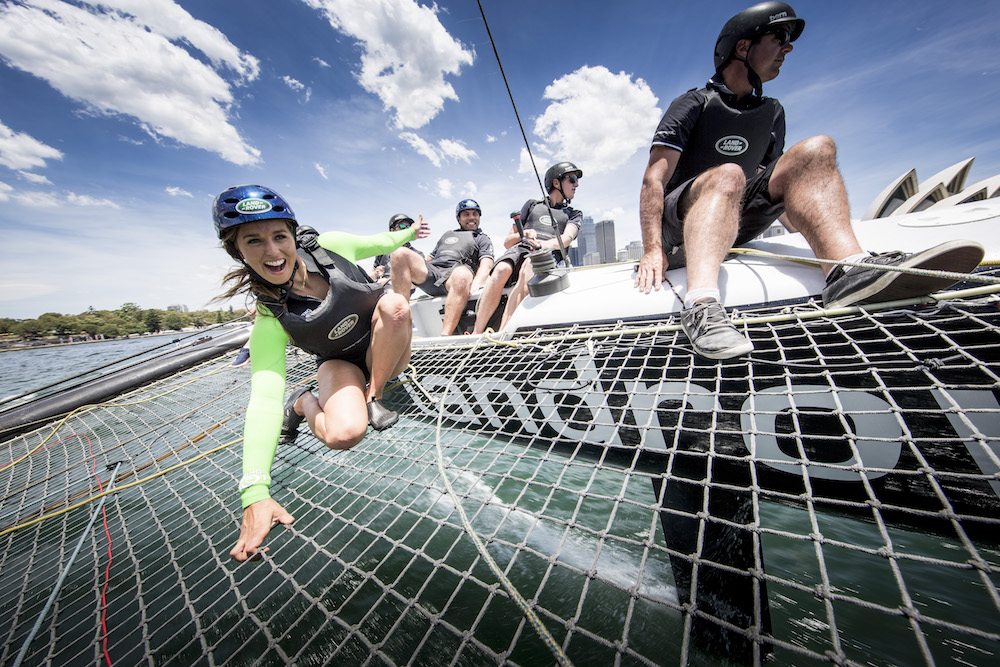 The Extreme Sailing Series 2015