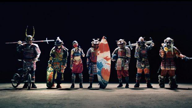 """""""extreme samurai"""""""