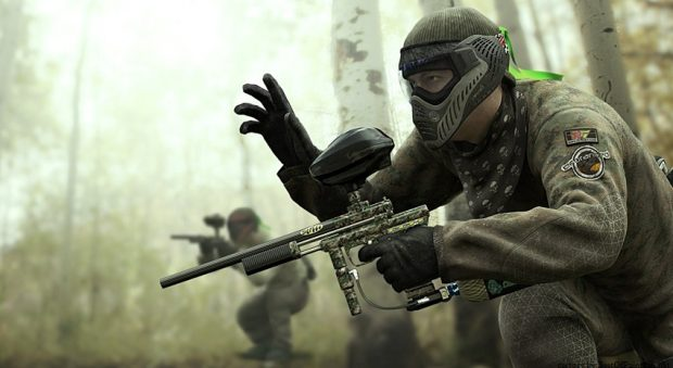 """""""Paintball Become Popular"""""""