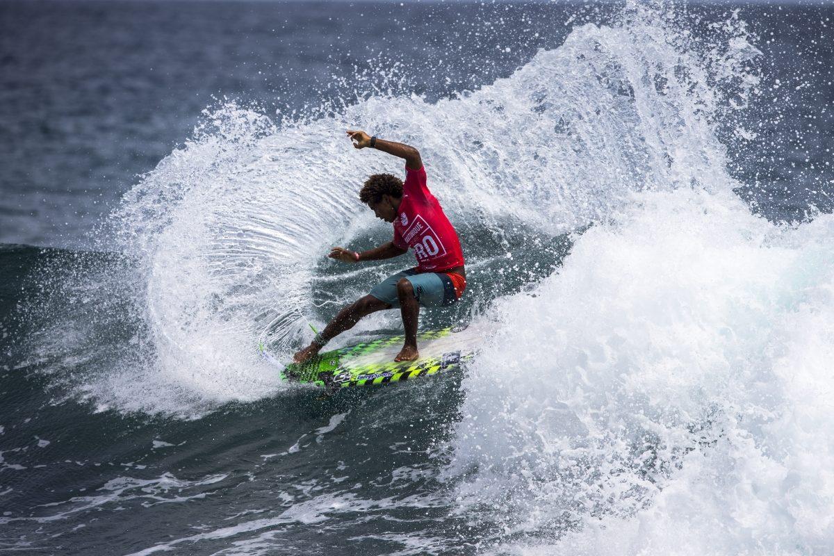 Surfing Martinique Surf Pro Basse Pointe Martinique