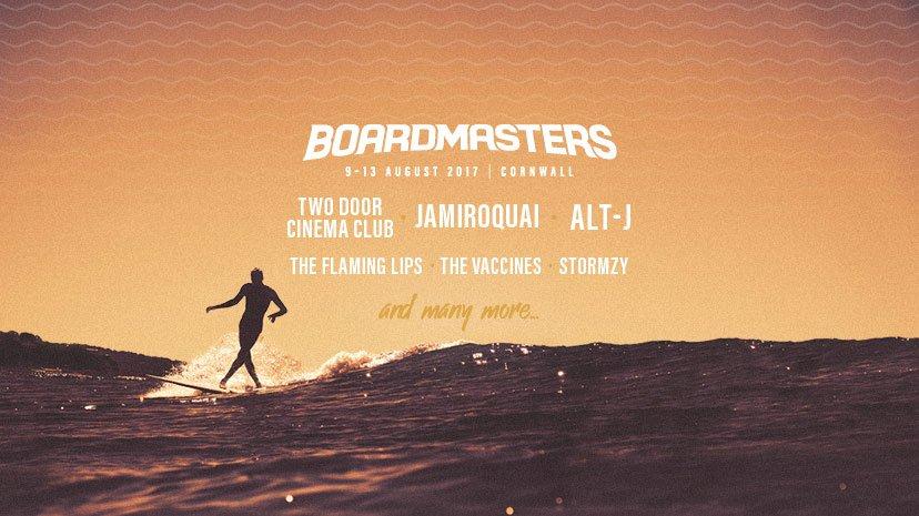 """""""Boardmasters Festival"""""""