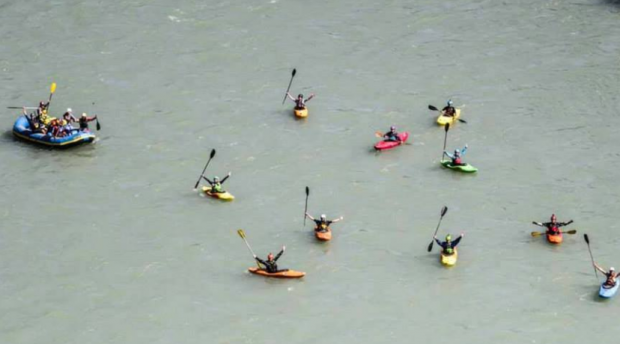 """G.R.G's Adventure Kayaking 6"""