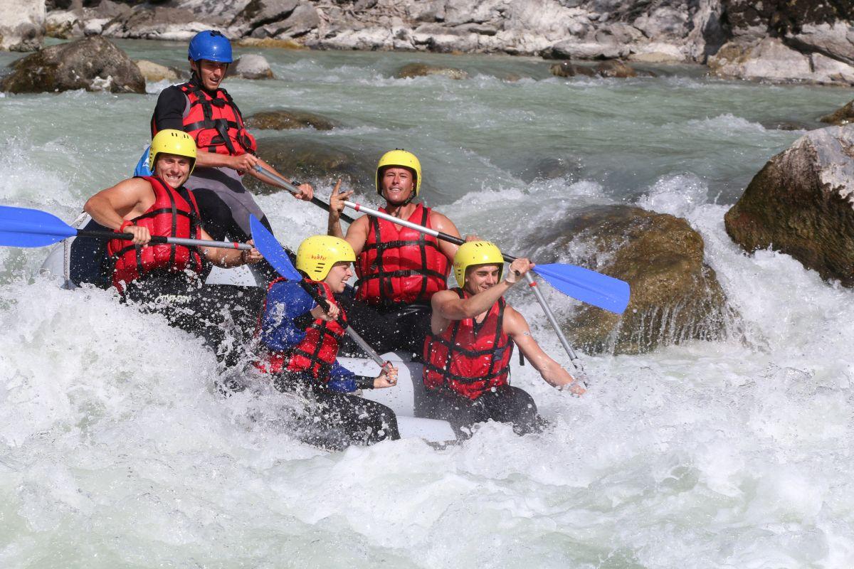 Ecrins Eaux Vives Rafting 17