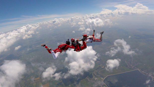 Skydive Bucharest, Romania